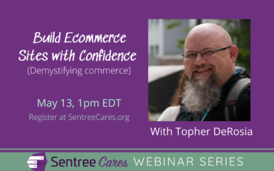 Webinar: Build Ecommerce Sites with Confidence (Demystifying Commerce)